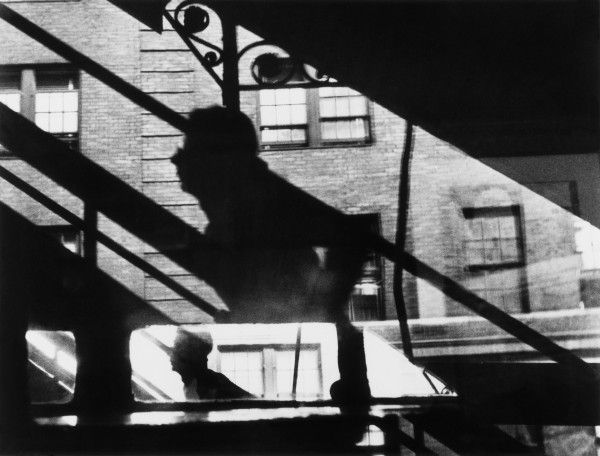 Louis Faurer - Fondation Henri Cartier-Bresson