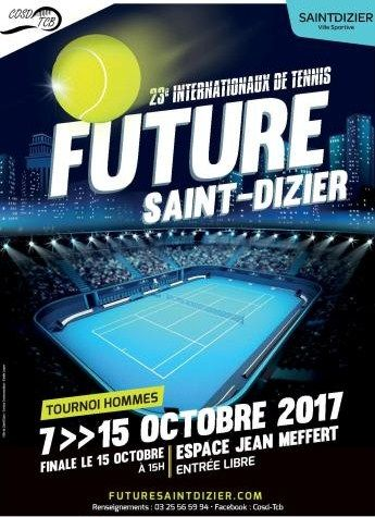 Saint-Dizier à l'heure du tennis international