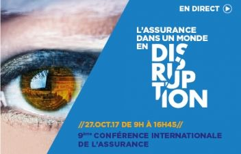 9ème Conférence internationale de l'assurance : Retransmission en direct